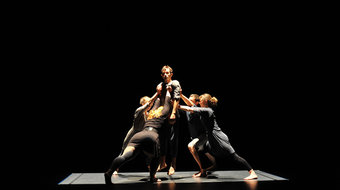 Rabló-barlang – Robert Clark koreográfus a Bethlen Téri Színházban