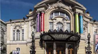 Klasszikus magyar drámák bemutatója a Vígszínházban