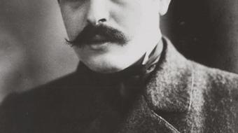 Bródy Sándor író életét bemutató kiállítás nyílt a Nemzeti Színházban