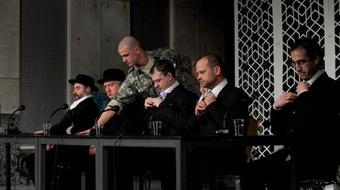 A gondolkodó ember harca - Caligula helytartója a Komáromi Jókai Színházban