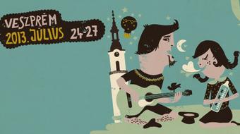 Gyerkőcprogramok a Veszprémi Utcazene Fesztiválon
