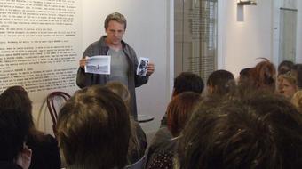 Drámapedagógiai foglalkozások Capa kapcsán a Nemzeti Múzeumban