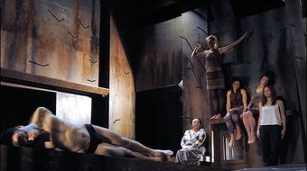 Euripidész megmozdul