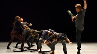 B-boyok és balerinák a Trafóban