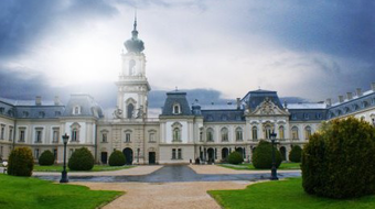 Keszthelyi Nyári Játékok a Festetics-kastélyparkban