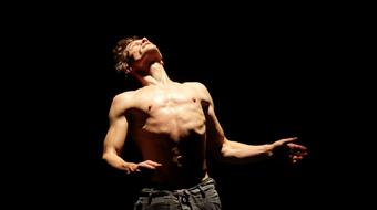 Feicht Zoltán nyerte a Monotánc Fesztivál közönségdíját