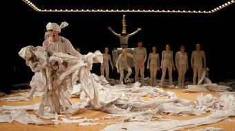 A kolozsvári Übü király az Avignoni Színházi Fesztiválon