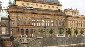 1914 – Premier a prágai Nemzeti Színházban