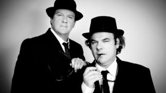 Mindenkinek jut 15 perc hírnév – The Hungarian Blues Brothers