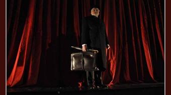 Winnetou és Hyppolit az újszegedi szabadtéri színpadon