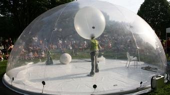 Műanyag buborékok és cigánykerekek