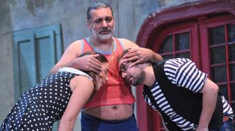 Anconai szerelmesek a beteg kaposvári színészekért