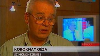 Elhunyt Koroknay Géza