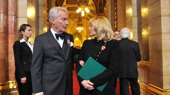 Kossuth-díjat kapott Piros Ildikó színész