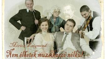 JÁTÉK – Nyerjen jegyet a Nem élhetek muzsika szó nélkül című előadásra! LEZÁRVA