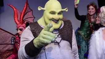 Gáz lett a magyar Shrek