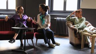 Mamelosn – A Gólem Színház évadnyitó bemutatója