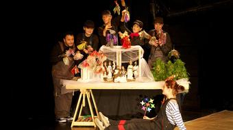 Shakespeare 450 fesztivál a Bethlen Téri Színházban