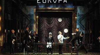 A Kolozsvári Állami Magyar Színház társulata a Vígszínházban vendégszerepel