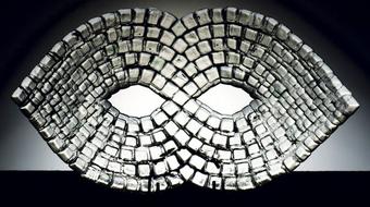 Üvegművészet a kaposvári színházban