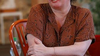Egy bérházból valók vagyunk - interjú Faragó Zsuzsával