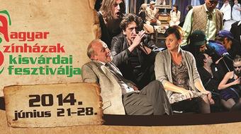Összeállt a Magyar Színházak XXVI. Kisvárdai Fesztiváljának programja