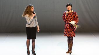 Rangos cseh díjat vehetett át Ladjánszki Márta