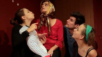 Tizennégy előadás a Gyermek- és Ifjúsági Színházi Szemlén