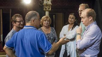 Kósa Lajos a nemzeti státus erősítését várja a Csokonai Színháztól