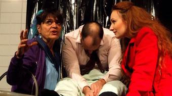 Kampec – Új színházi sitcom indul Budán
