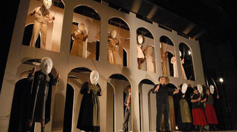 Fanny és Alexander az Újvidéki Színházban, Vidovszky-rendezésben