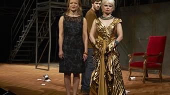 A múlt szemete – Anyám, Kleopátra, Landestheater Niederösterreich