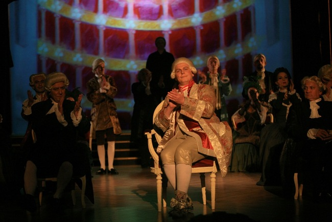 Amadeus - Fandl Ferenc