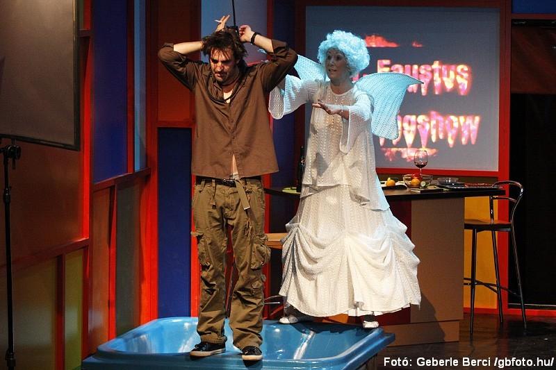 Doktor Faustus, Budapesti Kamaraszínház