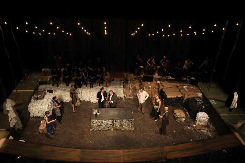 Parasztopera - Pécsi Nemzeti Színház