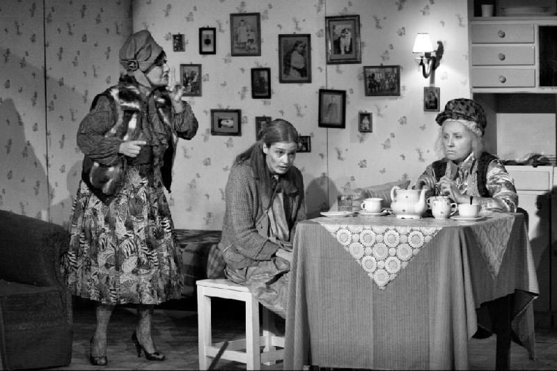 elnöknők, Békés Megyei Jókai Színház