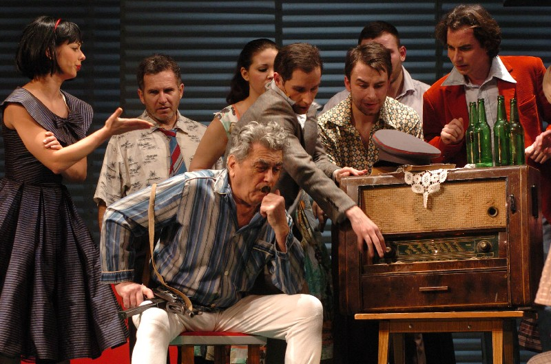 Aranycsapat, Szegedi Nemzeti Színház