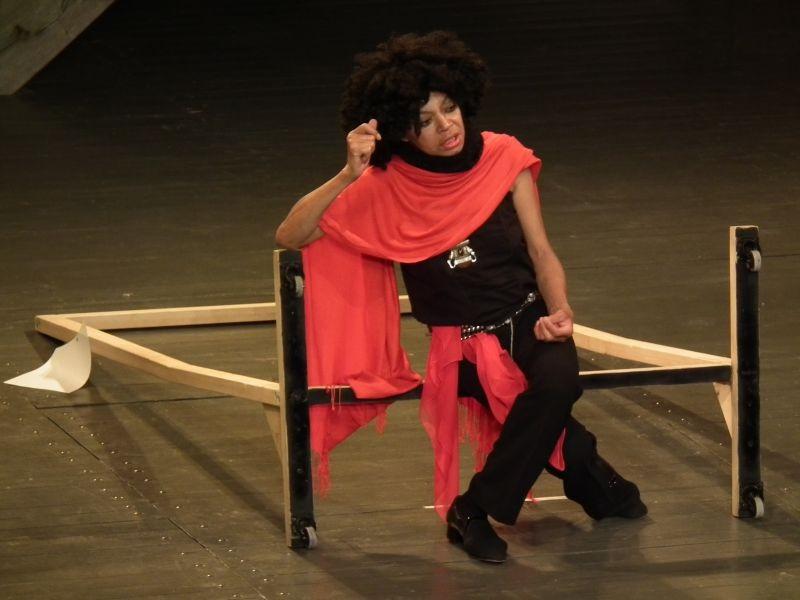 Warum, warum – Miriam Goldschmidt – Gyulai Várszínház