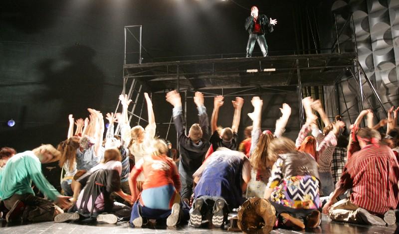 Képzelt riport egy amerikai popfesztiválról, Pannon Várszínház