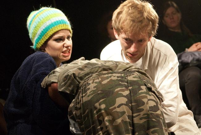 Play Strindberg - Vindis Andrea, Kelemen Attila Csongor, Köllő Csongor