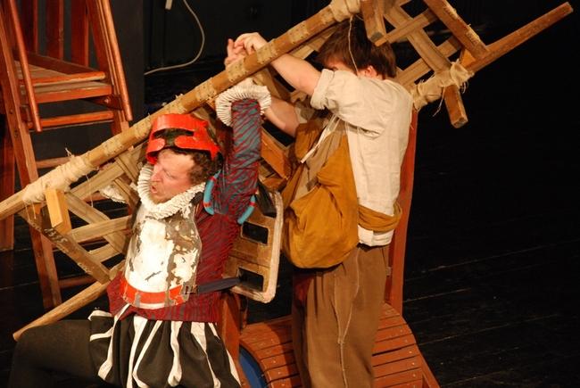 Don Quijote - Viola Gábor, Lung László Zsolt
