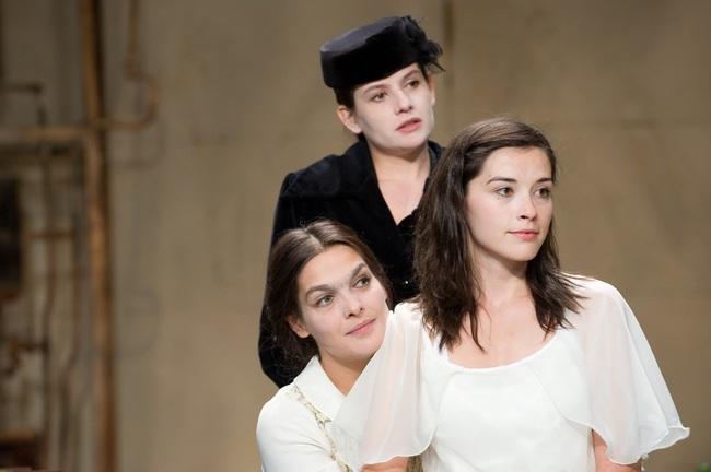 Három nővér - Vencz Stella, Némethy Zsuzsa, Varga Andrea