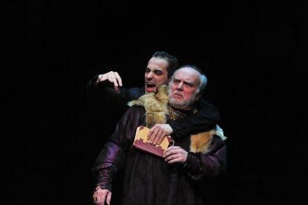 Hamlet - Sárközi József, Rupnik Károly