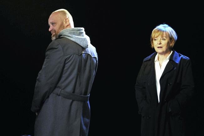 Háromszögek - Horváth Lajos Ottó, Kubik Anna