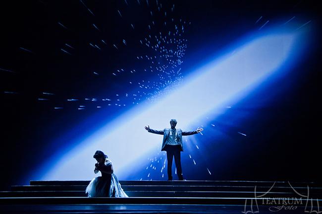 A kékszakállú herceg vára / Bolero