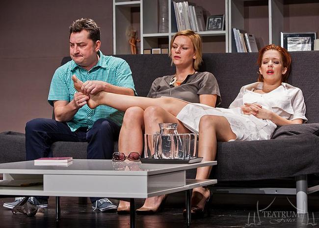 Francia rúdugrás - Urbán Tibor, Herczeg Adrienn, Kovács Patrícia