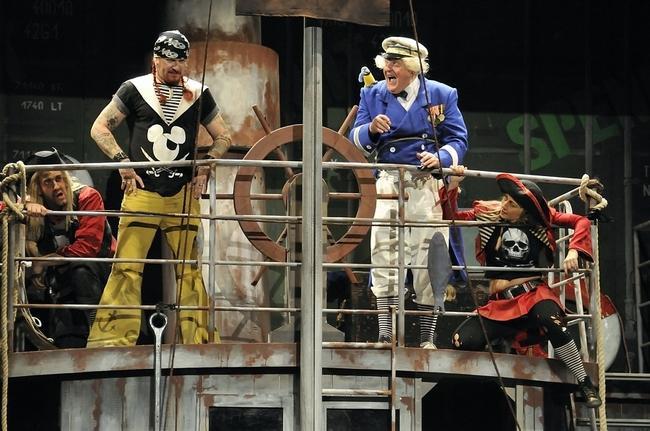 Popeye - középen: Ganxsta Zolee és Kiss Jenő