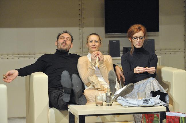 Nóra - Honti György, Balsai Mónika, Major Melinda