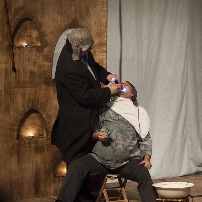 Az eredeti Hamlet - Ralbovszki Csaba, Mikes Imre Elek
