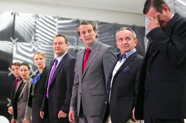 Top Dogs - Orosz Róbert, Nagy Cili, Märcz Fruzsina, Bajomi Nagy György, Horváth Ákos, Szabó Tibor, Zayzon Zsolt